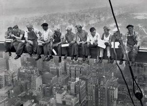کارگران نیویورکی